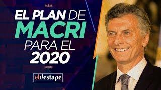 El Plan de Macri para el 2020 | El Destape con Roberto Navarro EN VIVO