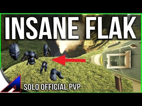 Download WTF Ascendant Flak 1K Durability!  | Solo Life | Official PvP  | ARK: Survival Evolved | Ep 10 HD Video