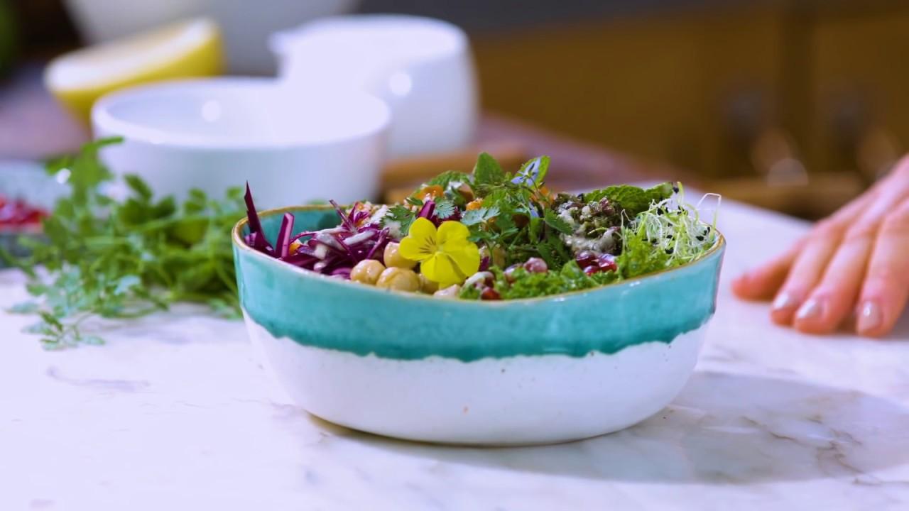 Recette – Le Buddha Bowl – ELLE Cuisine