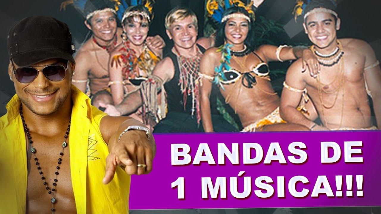 10 bandas que só tiveram 1 música de SUCESSO!