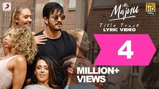 Mr. Majnu - Title Song Song Lyrics from Mr Majnu - Akhil Akkineni