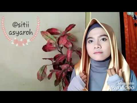Video tutorial segiempat satin