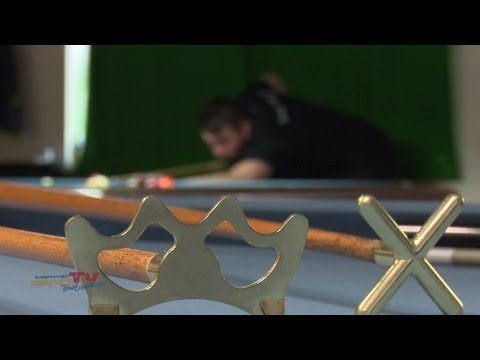 BERLINER HERREN MEISTERSCHAFT 9 BALL POOL BILLARD 2017