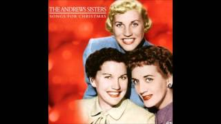 Andrews Sisters - Christmas Candles