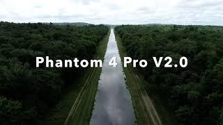 DJI Phantom 4 Pro V2.0 Video [4K 60fps]