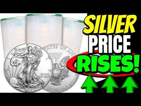 Silver Price FINALLY RISES!