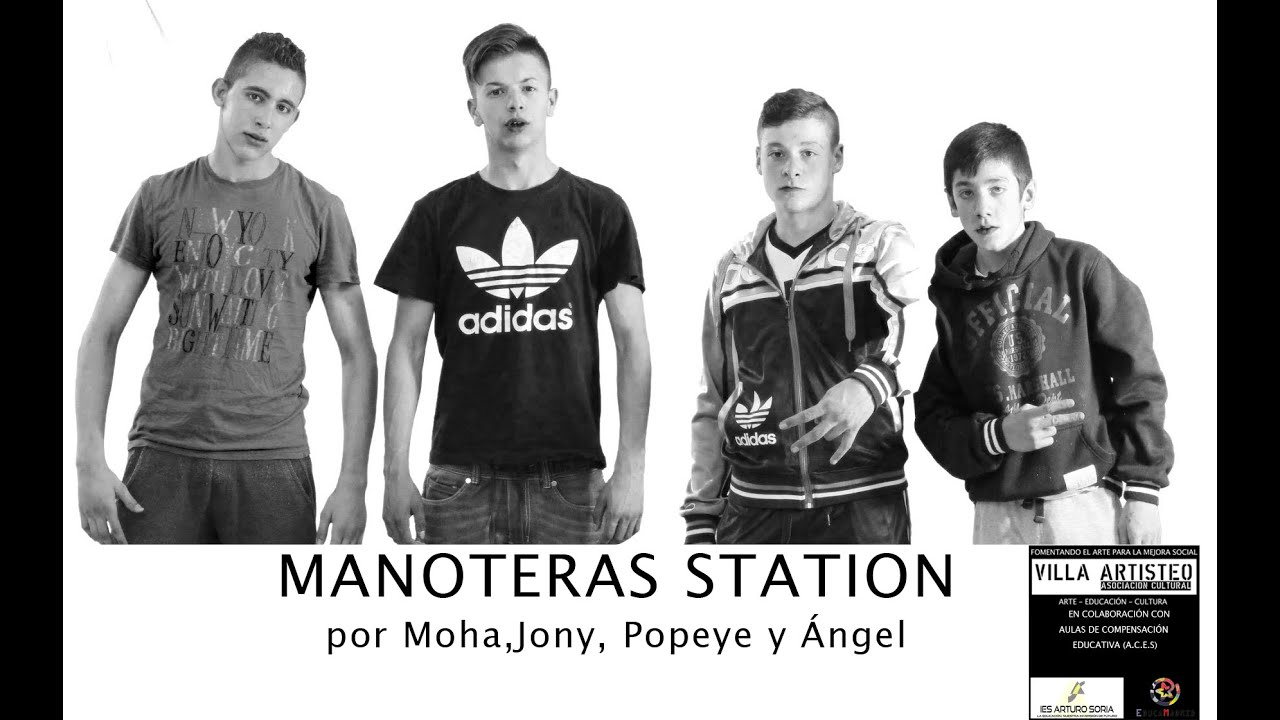 Manoteras Station