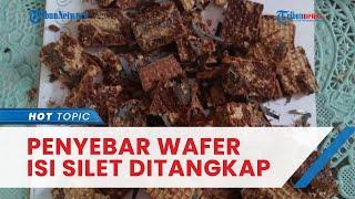 Penyebar Wafer Isi Silet dan Staples di Jember Ditangkap, Sebut Tindakannya Jadi Ritual Tolak Bala
