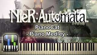 ✦ Piano Melody [NieR: Automata] ~ Piano Cover ✦