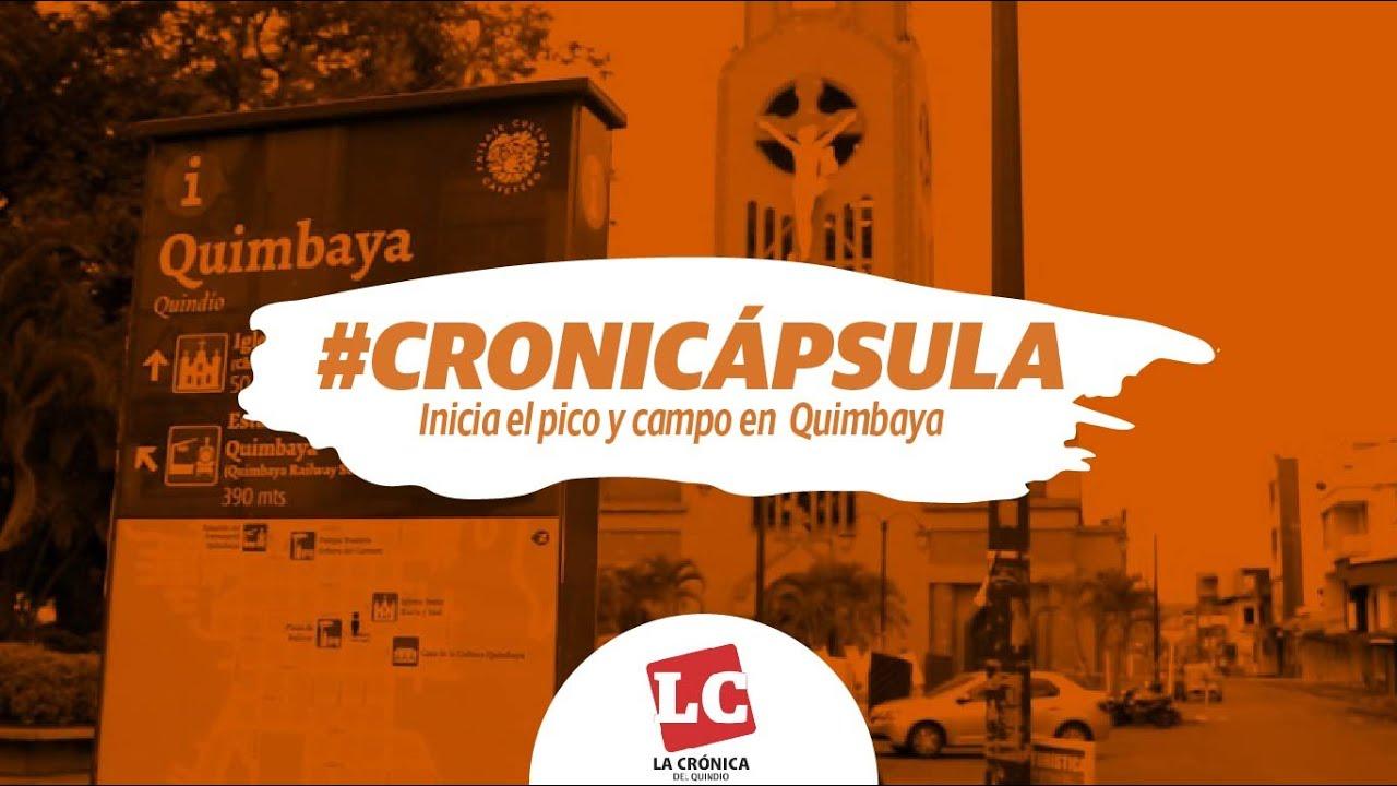 Este sábado comienza en Quimbaya el pico y campo