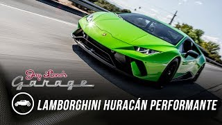 2018 Lamborghini Huracán Performante - Jay Leno's Garage