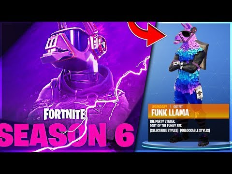 Season 8 Tier 100 Leaked With Battle Pass Theme In Fortnite