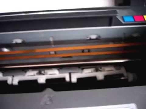 Халявный ремонт МФУ Epson Stylus CX 4900