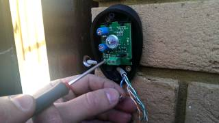 How to install Electric Gate Photocells