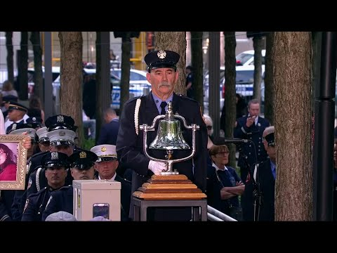 NY  remembers 9/11 attacks, 18 years on