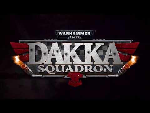 Trailer de Warhammer 40,000: Dakka Squadron