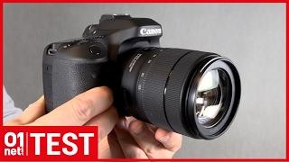Canon EOS 80D : Le Reflex à Mi-chemin Entre Lexpert Et Lamateur