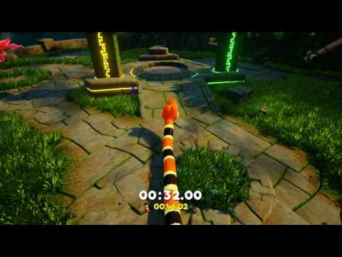 Gameplay of all world record levels :: Snake Pass General