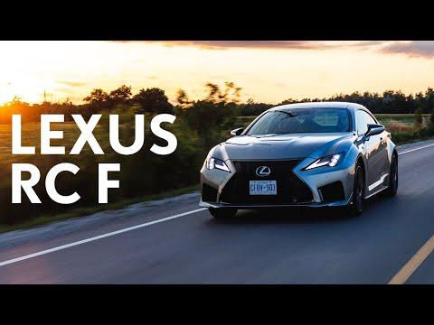Lexus  Rc 300t Купе класса F - рекламное видео 2