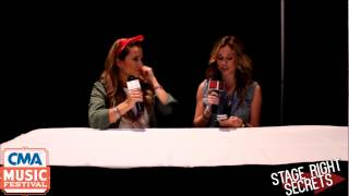 Jessie James Decker Interview at CMA Fest 2015!