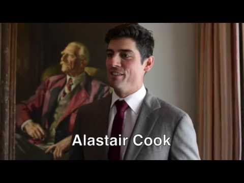 Lucky Dip: Alastair Cook