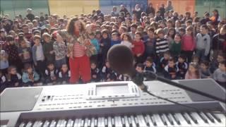 Animacion infantil en la escuela con Pinxo & Punxa