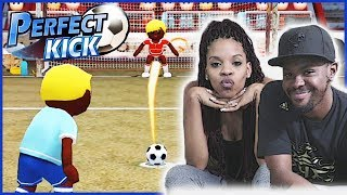 THE HEATED SOCCER FEUD CONTINUES!  - Perfect Kick | Mobile Series Ep.26