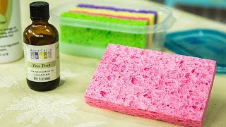How To - Sophie Ulianos DIY Laundry Dryer Sponges - Hallmark Channel