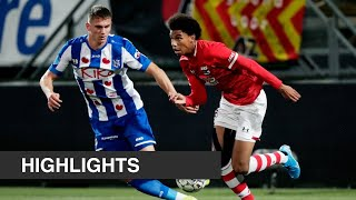 Highlights AZ - sc Heerenveen | Eredivisie