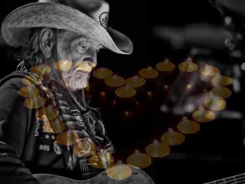 Willie Nelson Remember Me ( I'm the One Who Loved You ♥ )