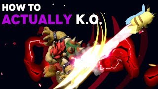 How to K.O. Better - Smash Ultimate