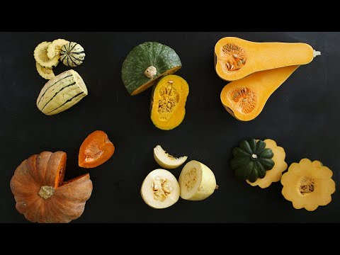 Winter Squashes to Brighten Up Cold-Weather Meals- Kitchen Conundrums with Thomas Joseph