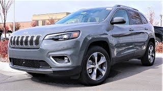 2020 Jeep Cherokee Limited: They Want $40,000 For This?!?