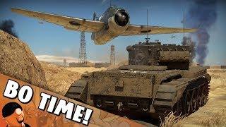 "War Thunder - Cromwell V ""Wave Off!!!"""