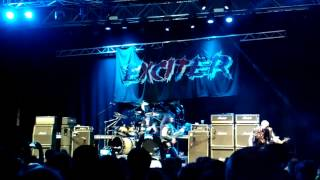 Exciter - I am the beast [live]