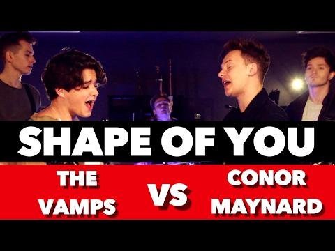 Ed Sheeran – Shape Of You (SING OFF vs. The Vamps)