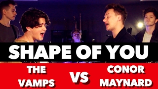 Ed Sheeran   Shape Of You (SING OFF Vs. The Vamps)