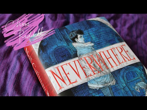[FOLHEANDO] NEVERWHERE | Neil Gaiman & Chris Riddell