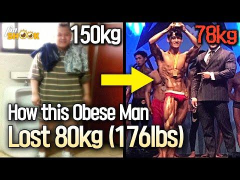 La perdita di peso continua