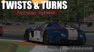 iRacing | VRS SPRINT @ LAGUNA SECA | MERCEDES AMG GT3 | WEEK