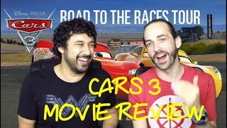 CARS 3 - MOVIE REVIEW!!!