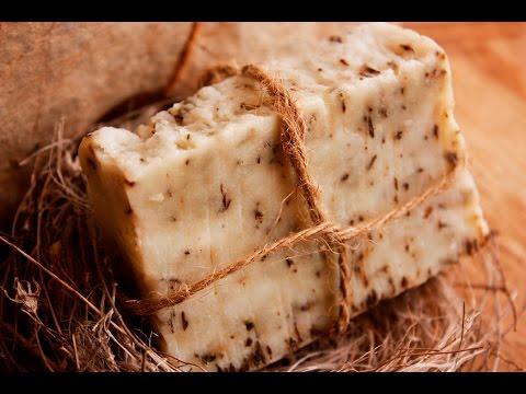 Como Hacer un Jabon de Crema de Cacao- HogarTv por Juan Gonzalo Angel