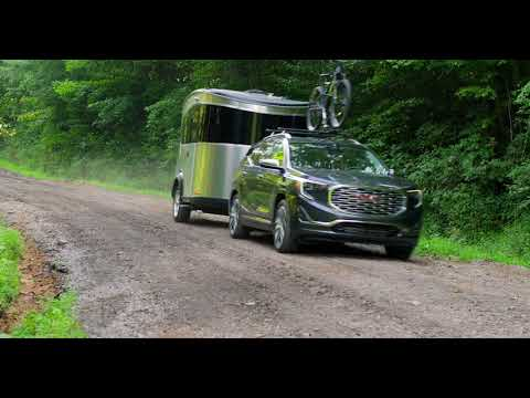 2018 GMC Terrain Airstream Towing Footage
