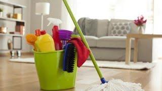 عايزة تخلصي تنظيف البيت بسرعة وبدون مجهود تعالي اقولك على ٤ حاجات تساعدك