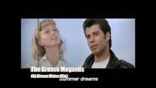 Grease Megamix Dj Simon Video Mix 2004