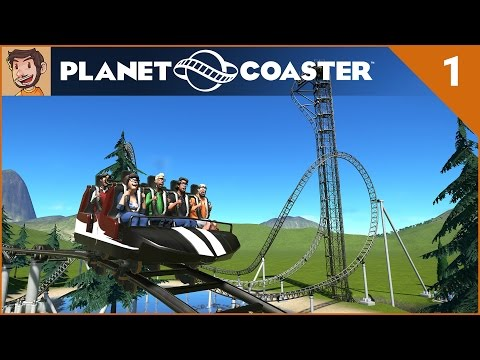 Let's Play - Planet Coaster - Part 1