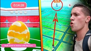 Download Youtube: RUNNING FOR MY FIRST LVL4 RARE RAID IN POKEMON GO! DID WE GET IT? + How To Raid!