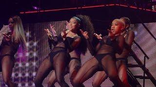 Nicki Minaj   Feeling Myself (ft. Beyonce) (Live In Brussels, Belgium   The Pink Print Tour   HD)