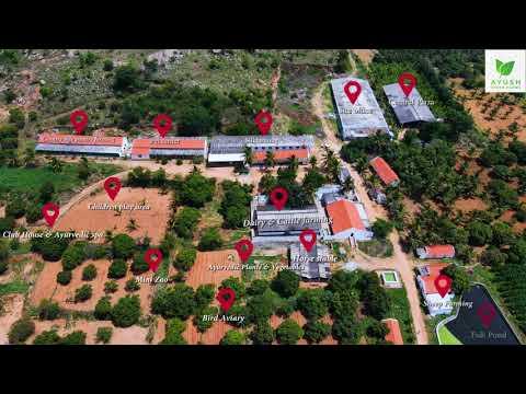 3D Tour of Ayush Green Farms