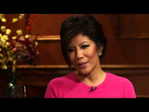 Chenbot on Chenbot: Julie Chen Embraces Her Nickname | Larry King Now | Ora TV